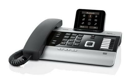 DX800A Telefon ISDN/DECT/IP/PSTN/GSM - Gigaset