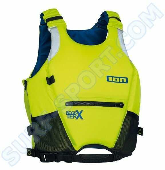 Kamizelka Ion Booster X Vest 2019-Lime