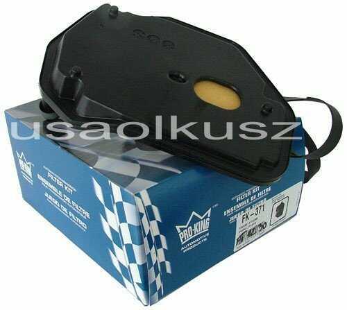 Filtr oleju automatycznej skrzyni biegów GMC Canyon 4E65E oe: 8654799