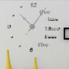 """Zegar ścienny """"zrób to sam"""" cichy #17S2 /380mm"""