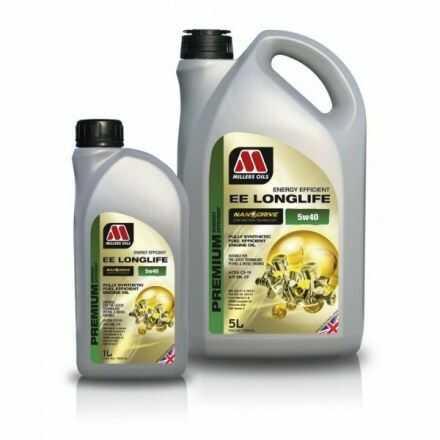 Millers Oils EE Longlife 5W40 1l