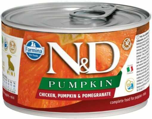 N&D PUMPKIN CHICKEN & POMEGRANATE Puppy