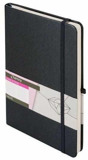Notes A5 Linia Rubi Szary w pudełku ANTRA