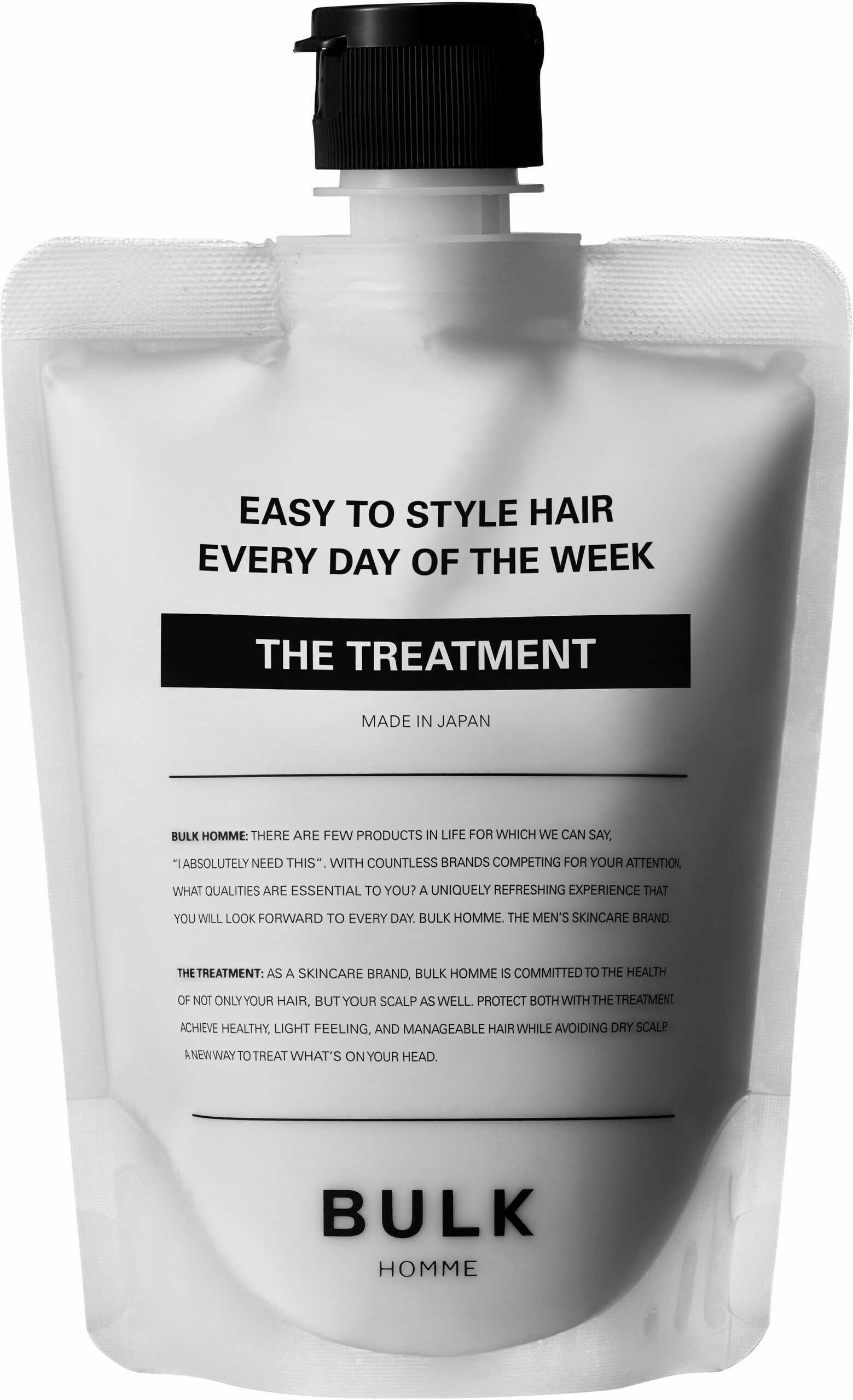 Bulk Homme The Treatment - nawilżająca odżywka do włosów 180ml