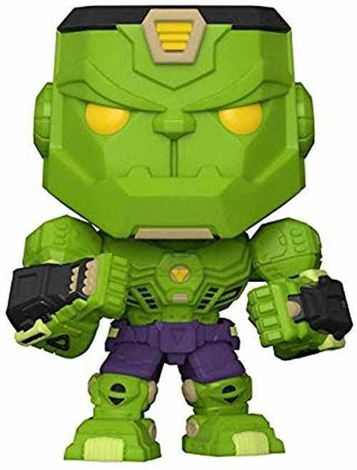 FUNKO POP! MARVEL: Marvel Mech- Hulk