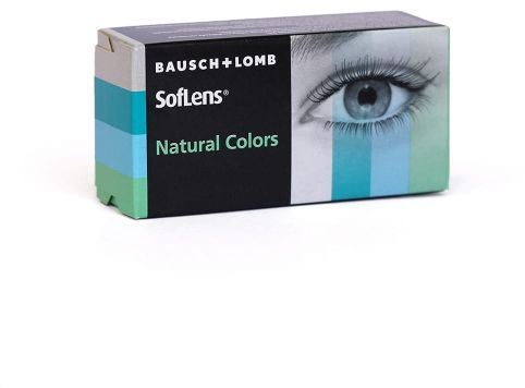 SofLens Natural Colors z Mocami