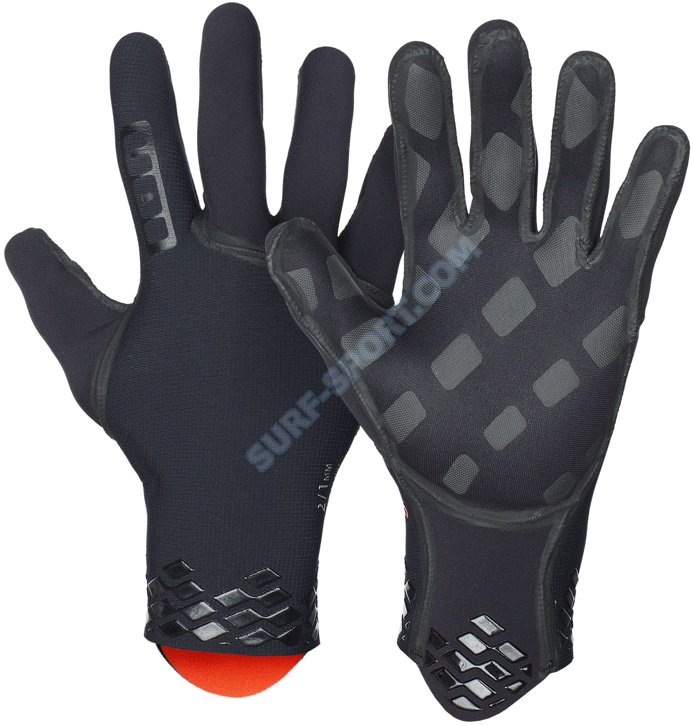 Rekawiczki ION Neo Gloves 2/1 2020 Black
