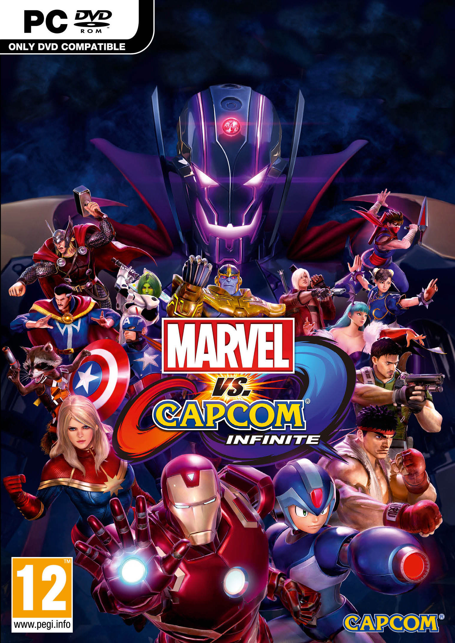 Marvel vs. Capcom: Infinite PL (PC)