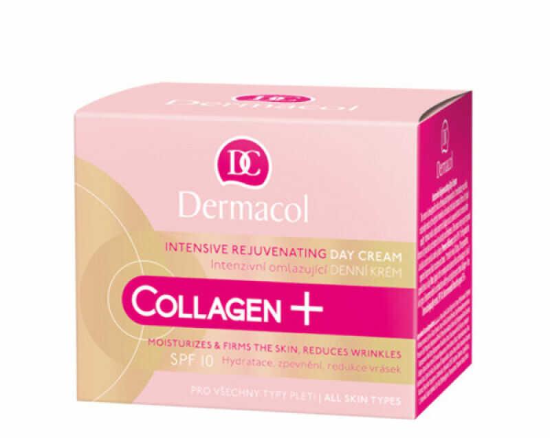 Dermacol - Collagen+ Intensive Rejuvenating Day Cream - Krem do twarzy na dzień