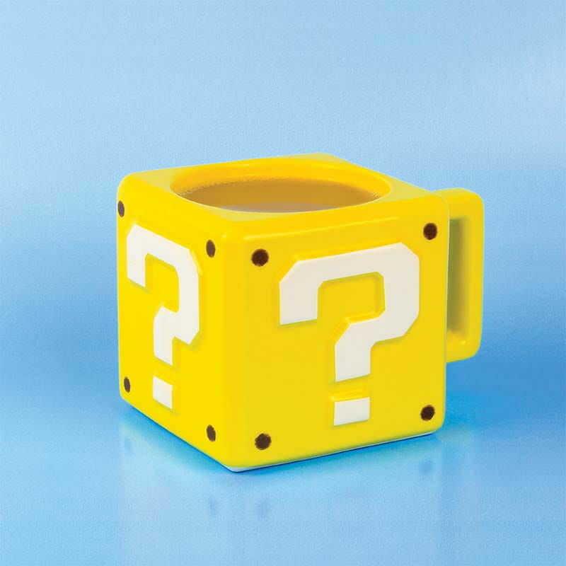 Kubek - Super Mario Bros. - Question Block