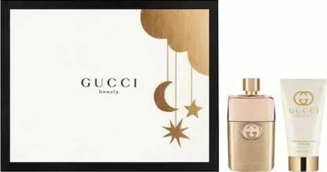 Gucci Guilty Pour Femme balsam do ciała 50ml + woda perfumowana - 50ml
