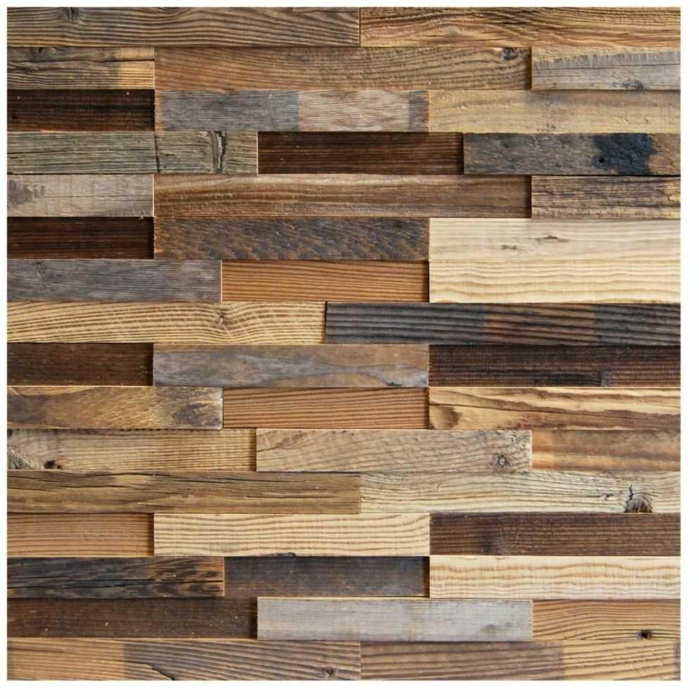 Panel ścienny drewniany OLD TWIG