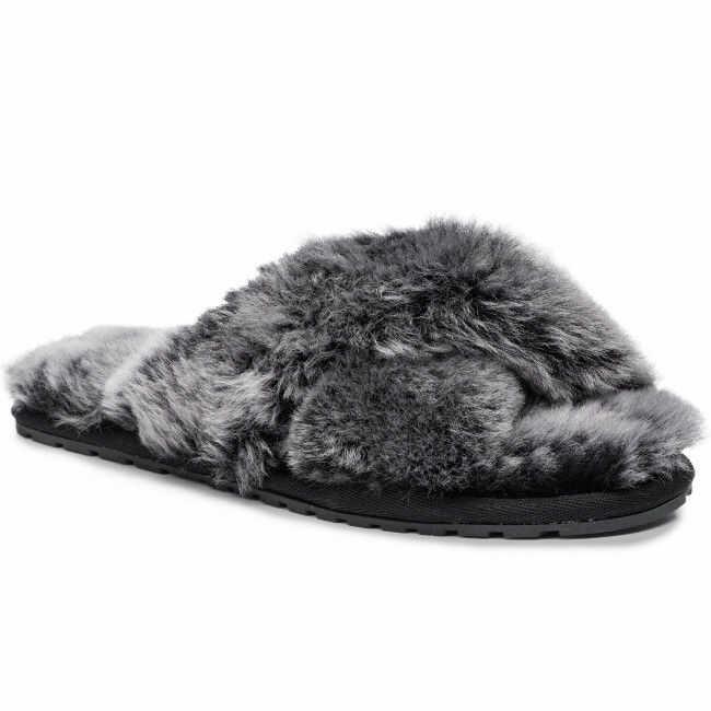 Kapcie EMU AUSTRALIA - Mayberry Frost W12013 Black