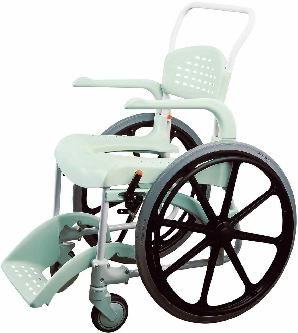 Wózek prysznicowo-toaletowy Clean 24