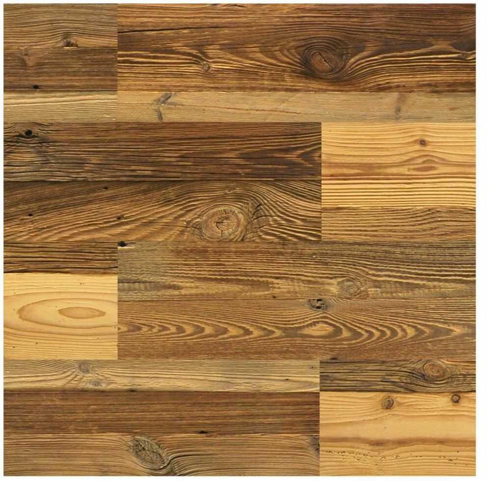 Panel ścienny drewniany BORDO MARRONE