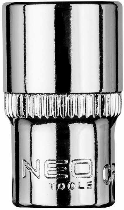 Nasadka sześciokątna 1/4cala 10 mm 08-450