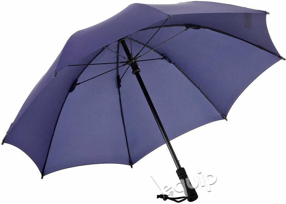 Parasol turystyczny Euroschirm Swing - navy blue