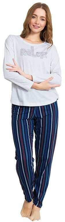 Damska piżama Stacy szara
