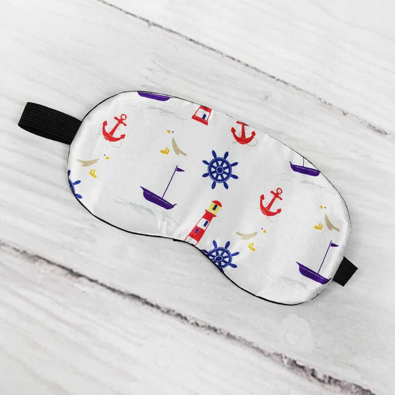 Opaska na oczy do spania marynarska statki BS001215