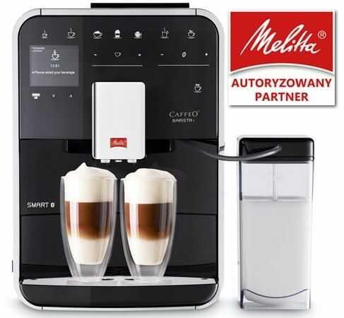 Ekspres do kawy Melitta Barista T Smart - Czarny
