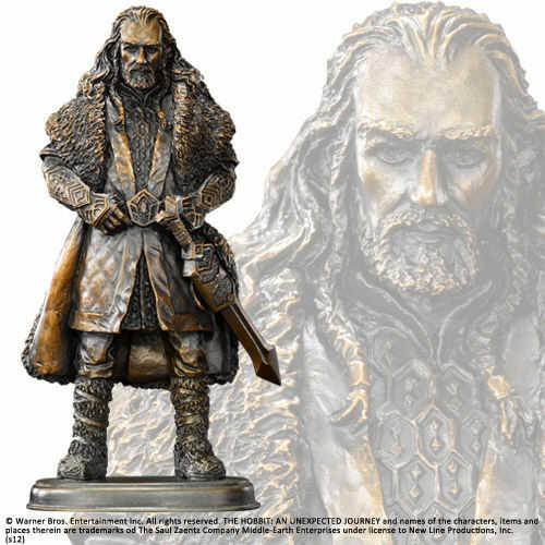 Figurka Thorina z filmu Hobbit Noble Collection