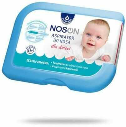 Oleofarma Noson aspirator do nosa dla dzieci 1 sztuka