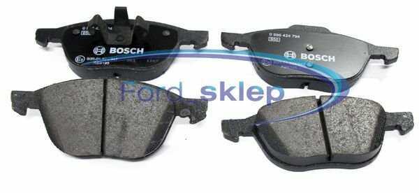 klocki hamulcowe Bosch - kpl. przód