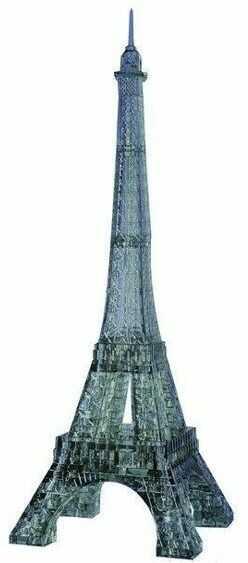 Crystal puzzle duże wieża Eiffla - Bard Centrum Gier