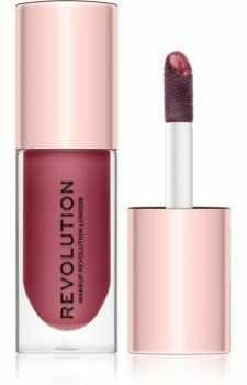 Makeup Revolution Pout Bomb błyszczyk do ust nadający objętość z wysokim połyskiem odcień Sauce 4,6 ml