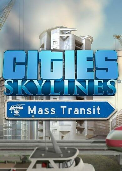 Cities: Skylines - Mass Transit PL (Digital - klucz Steam)
