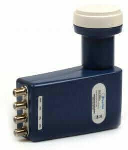 Konwerter Quattro - BlueLine Inverto - do switchy