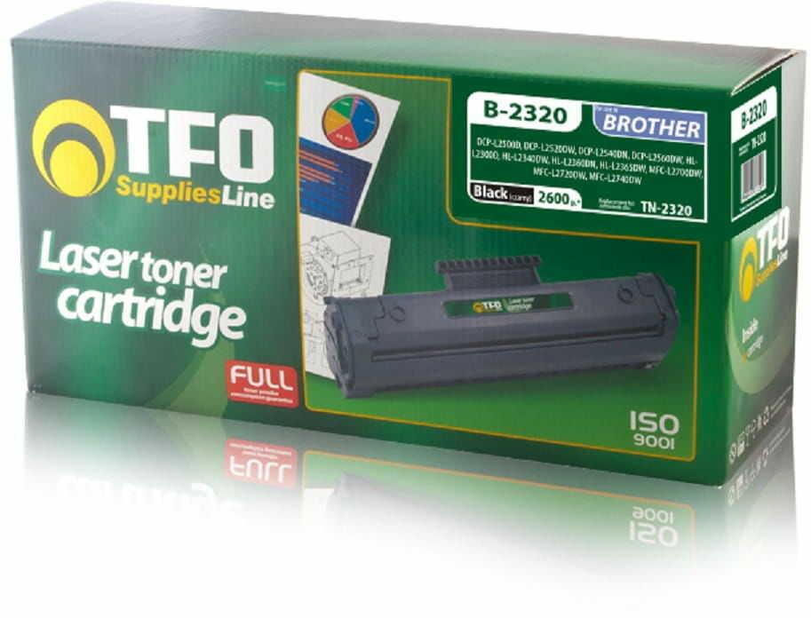 Toner do drukarki Brother TN2320 DCP-L2500D DCP-L2520 HL-L2300 L2540