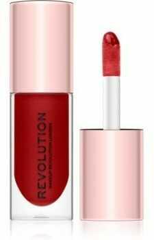 Makeup Revolution Pout Bomb błyszczyk do ust nadający objętość z wysokim połyskiem odcień Juicy 4,6 ml