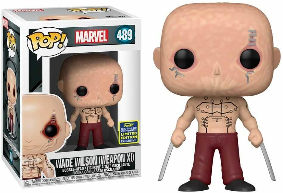 Figurka Funko Pop 489 Wade Deadpool X-Men