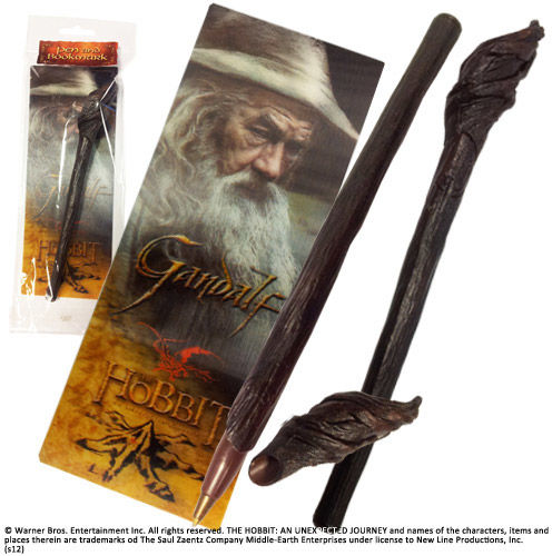 Długopis - laska Gandalfa z filmu Hobbit Noble Collection