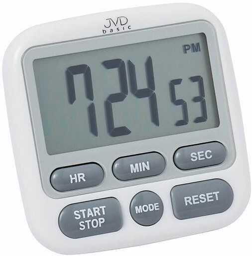 Minutnik JVD DM82 Dwa timery Magnes