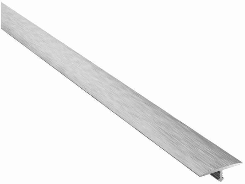 Profil podłogowy dylatacyjny LVT No.37 Srebro szczotkowane 22 x 930 mm ARTENS