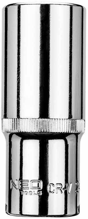 Nasadka sześciokątna długa 1/2cala, 24 mm 08-474