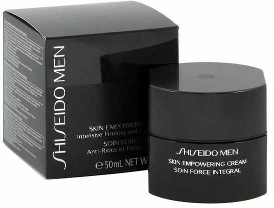 Shiseido Men Skin Empowering Cream krem wzmacniający do cery zmęczonej 50 ml