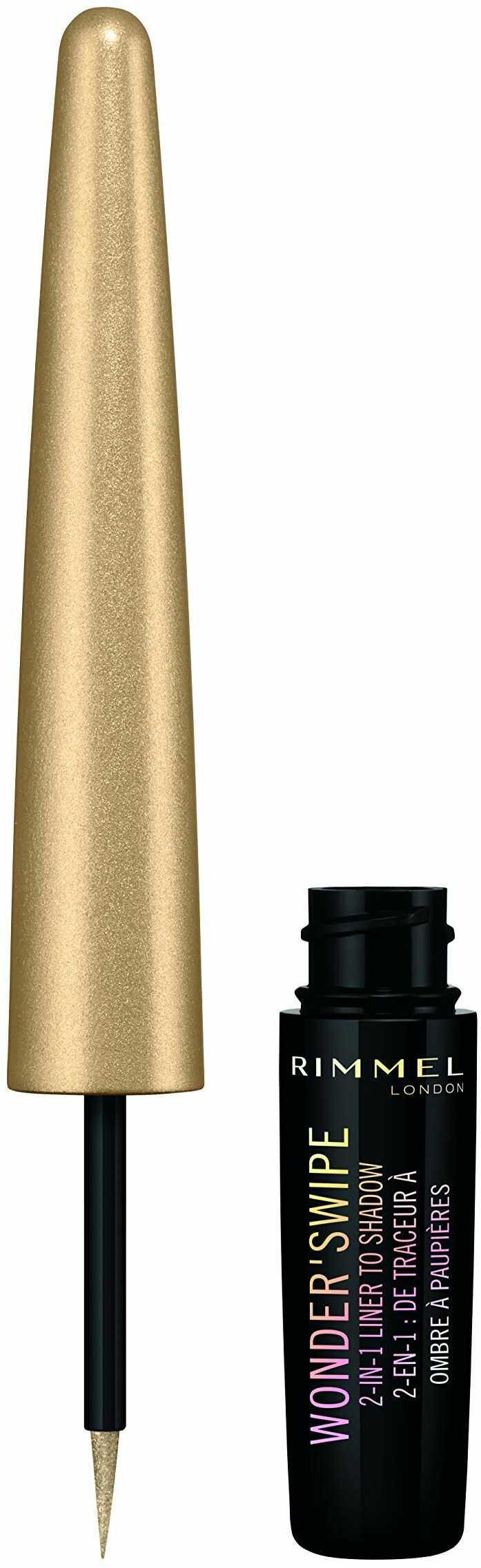 Rimmel Wonder''swipe metaliczny eyeliner i cień do powiek 2w1 nr 003 - Ballin