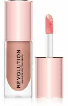 Makeup Revolution Pout Bomb błyszczyk do ust nadający objętość z wysokim połyskiem odcień Candy 4,6 ml