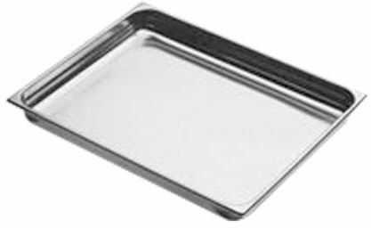Gastropojemnik GN 2/1 gł. 4 cm ze stali nierdzewnej