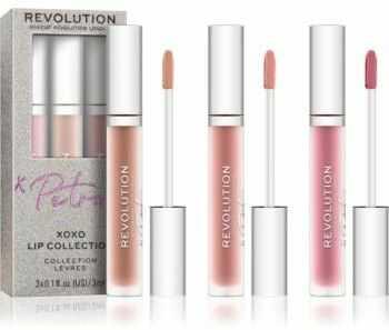 Makeup Revolution X Petra XOXO zestaw do ust