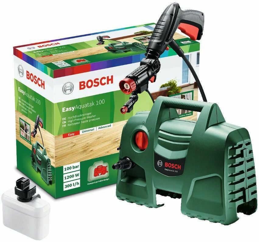 Myjka ciśnieniowa Bosch Myjka wysokociśnieniowa EasyAquatak 10