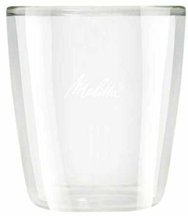 Szklanka termiczna do espresso Melitta 80 ml 2szt.