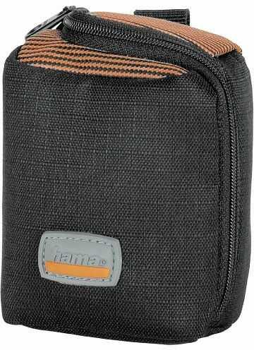 Hama Auckland DF 20 torba na aparat czarny/pomarańczowy