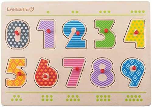 EverEarth - Puzzle z numerami (EE33743)