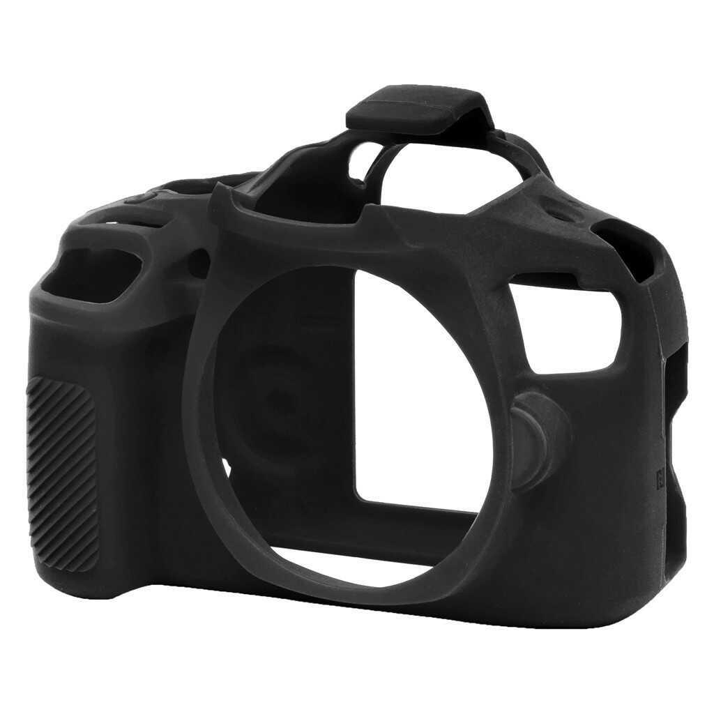 Osłona silikonowa easyCover do aparatów Canon EOS 1300D/ 2000D czarna