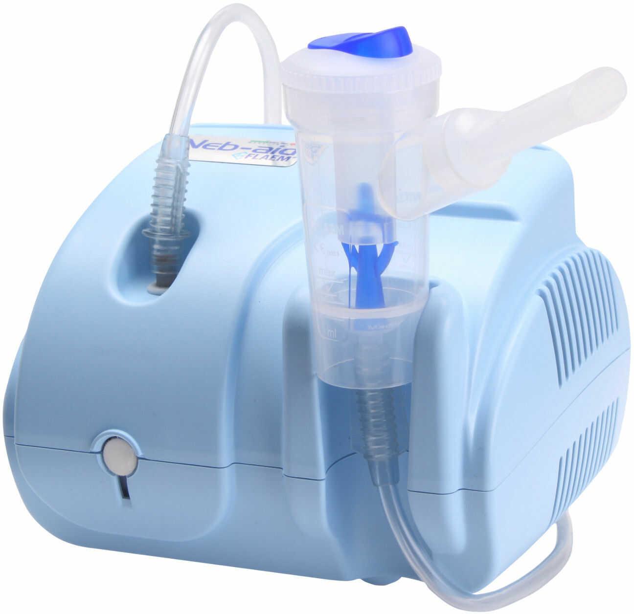 FLAEM NebAid Line Up Inhalator pneumatyczno-tłokowy
