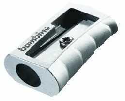 Temperówka strugaczka metalowa pojedyncza Bambino 5003202